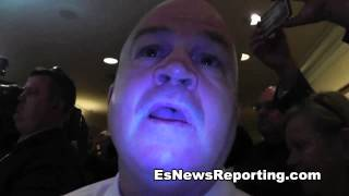 mike tyson says hello to pepper roach EsNews Boxing