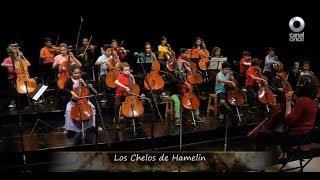 Conversando con Cristina Pacheco - Los chelos de Hamelin