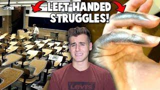 Struggles Only Left Handed People Understand!