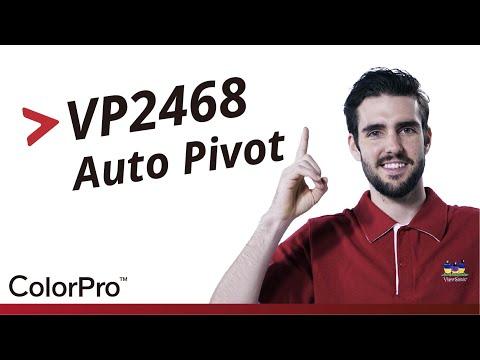 ViewSonic LCD Display VP2468