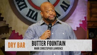 The perfect Missouri butter fountain.  Mark Christopher Lawrence
