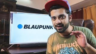 The Best Budget Android Smart TV with Home Theater SOUND Experience!! BLAUPUNKT FULL HD LED SMART TV
