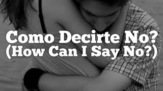 Como Decirte No (English Subtitles) By Franco De Vita