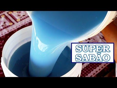 Sabão Azul (Omo)