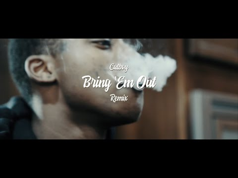 Bring 'Em Out Freestyle <br>YoungBoy Never Broke Again Remix<br><font color='#ED1C24'>CALBOY</font>