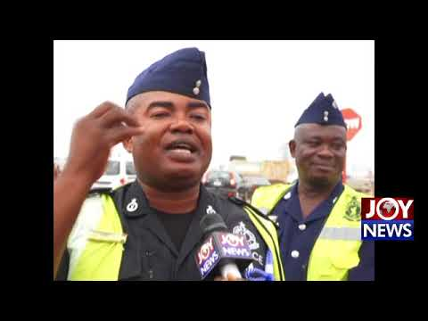 Looking at beautiful women whiles driving causes accident-Chief Sup. Joseph Owusu Bempah.(27-08-18)