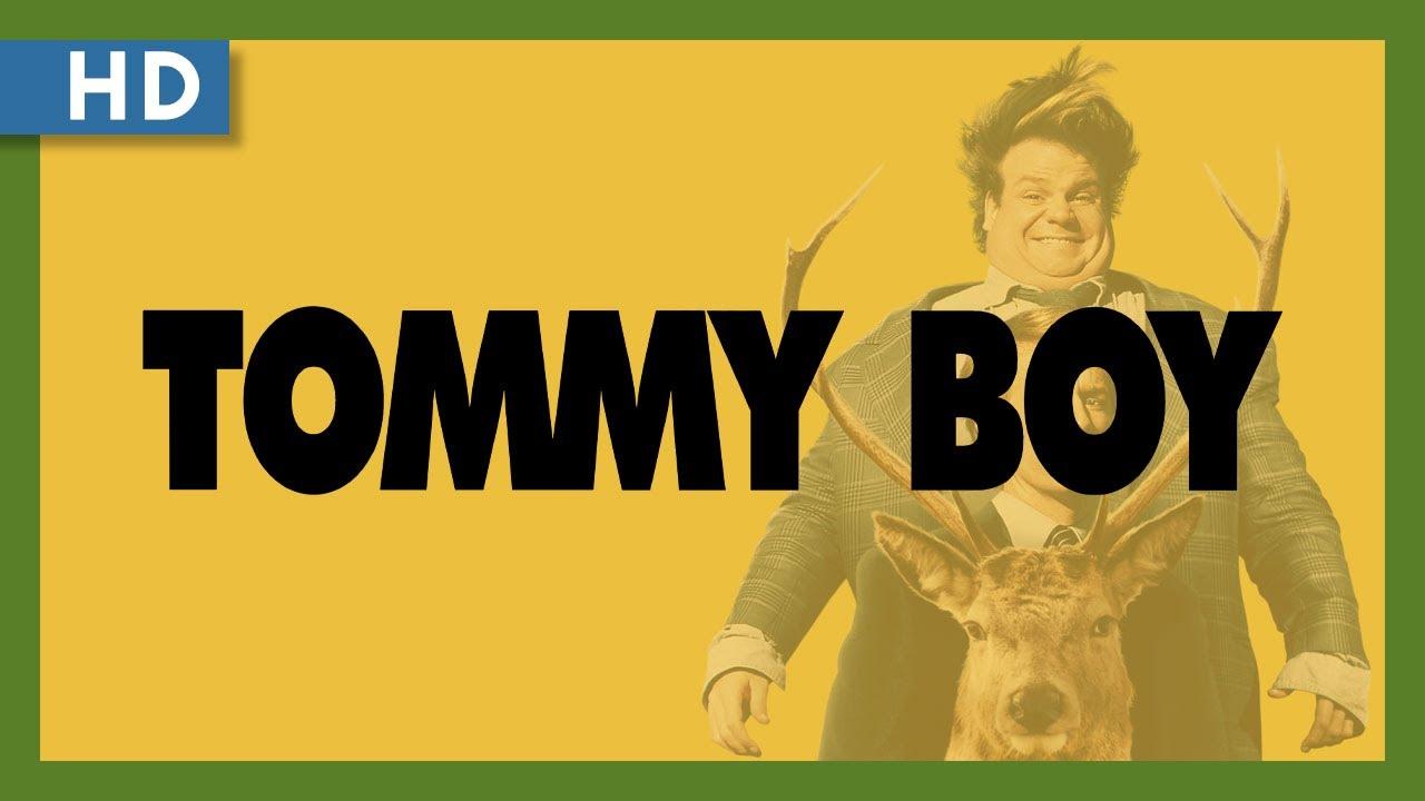 Trailer för Tommy Boy