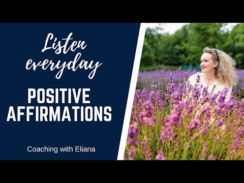 These positive affirmations are written to guide you towards success throughout your day. Make this a part of your daily morning routine so these affirmations become a part of your subconscious. For the best effect, repeat each affirmation after me in you