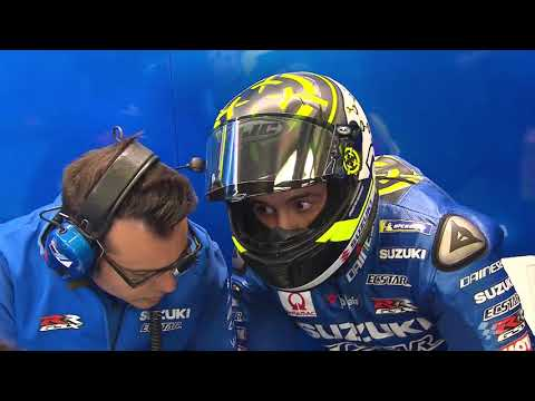 Team Suzuki Ecstar chat about the French GP