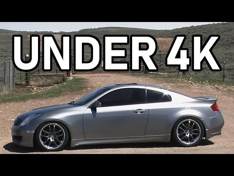 7 Awesome Cars For Students Under 4k