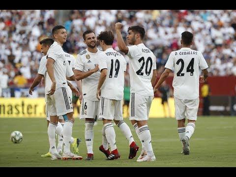 Real Madrid vs AC Milan 3-1 Goals & Highlights  Goles y Resumen 2018