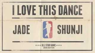 Jade VS Shunji | I love this dance all star game 2015