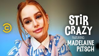 Can Madelaine Petsch Tell Cole and Dylan Sprouse Apart? – Stir Crazy with Josh Horowitz