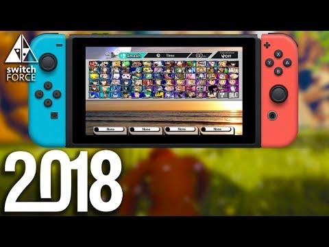 12 Nintendo Switch Games We'd Love In 2018!