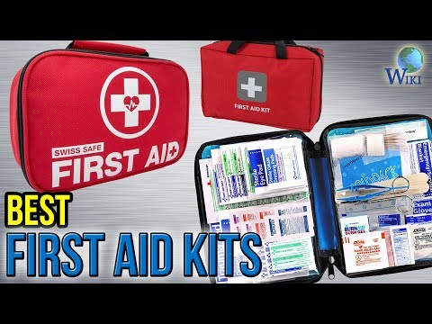 10 Best First Aid Kits 2017