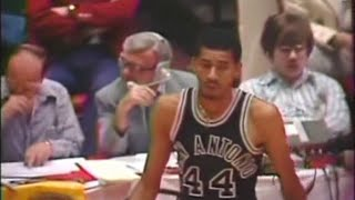 George Gervin (32pts) Vs. 76ers (1979 Playoffs)