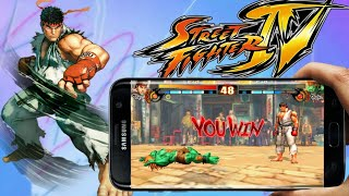 game street fighter android offline - TH-Clip