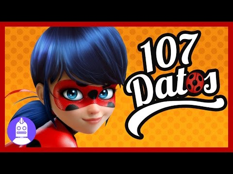 107 Datos De Miraculous Ladybug Que DEBES Saber (Atómico #55) en Átomo Network