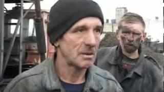 drunk russian coal miner - comedy