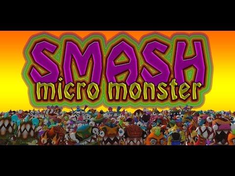 Video of Smash Micro Monster