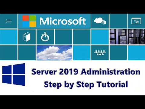 Windows Server 2019 Administration Complete Course - 2020 ...