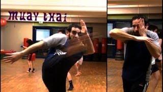 Muay Thai Beginners - Class Training