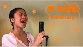 N Side   Steve Lacy | Elyssa Plaza Cover