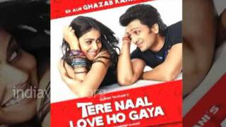 Riteish and Genelia promotes their new film - Tere Naal Love Ho Gaya