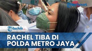 Tiba di Polda Metro Jaya, Rachel Vennya yang Dikawal Bodyguard Diam Seribu Bahasa