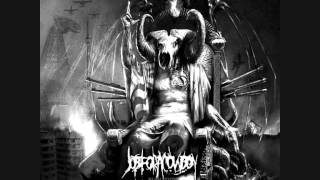 Job For A Cowboy -Ruination (Drum Track)