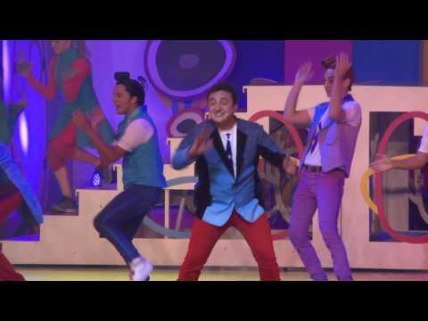 Topa video A volar - Teatro Ópera Allianz   2016