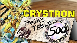 "Table 500 #94 Crystron ""I love this deck WAY too much"""