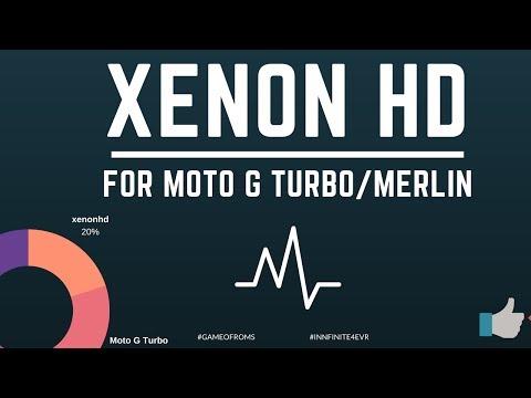 XENONHD Rom | Nougat 7 1 | Moto G Turbo/Merlin - смотреть онлайн на