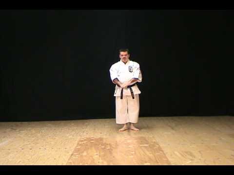 Seisan Kata of Isshinryu