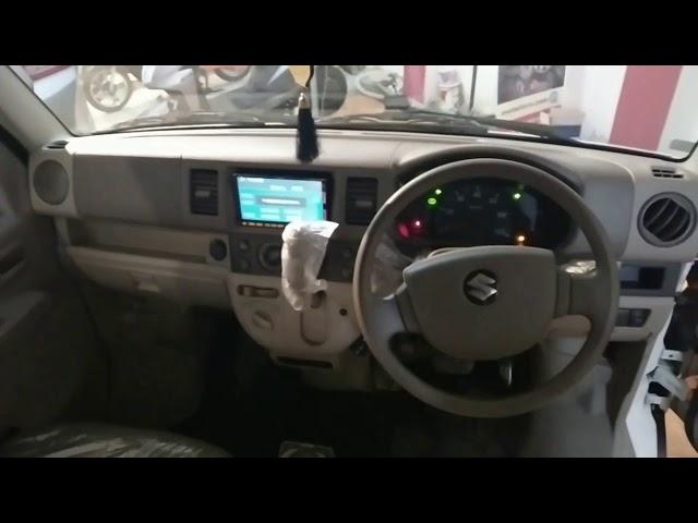 Suzuki Every PC 2014 Video