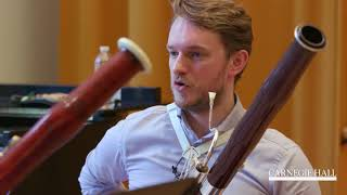 Royal Concertgebouw Bassoon Master Class with Simon van Holen: Shostakovich's Symphony No. 9