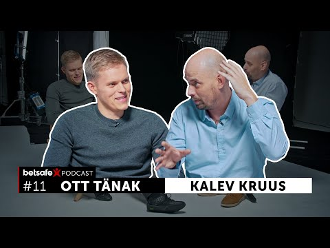 Ott Tänak ja Kalev Kruus. [ENG subtitles] Betsafe podcast #11