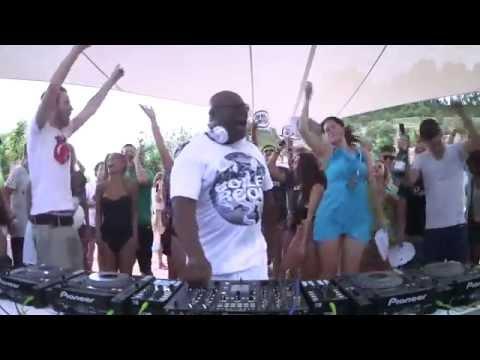 Carl Cox - Boiler Room Ibiza Villa Takeovers DJ Set HD 720p