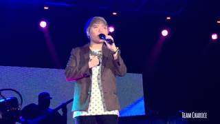 Charice | 'Love Of My Life'/'All Out Of Love' | CSI Stadia Dagupan | February 14, 2016