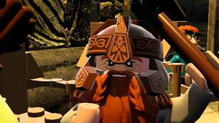 LEGO The Lord of the Rings video