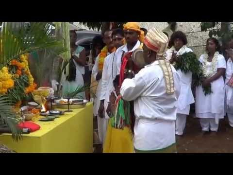 Ouddoukaï Temple Sababady Samy Portail Piton Saint-Leu 2014