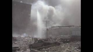 Cameraman caught in aftermath of Twin Towers collapse on 9/11