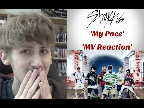 First Time Watching Stray Kids! - 'My Pace' MV Reaction