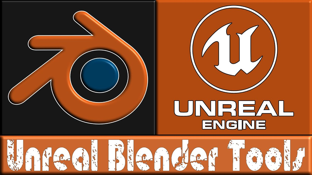 Unreal Engine Tools For Blender Released!! ( ++ Getting Started Tutorial)