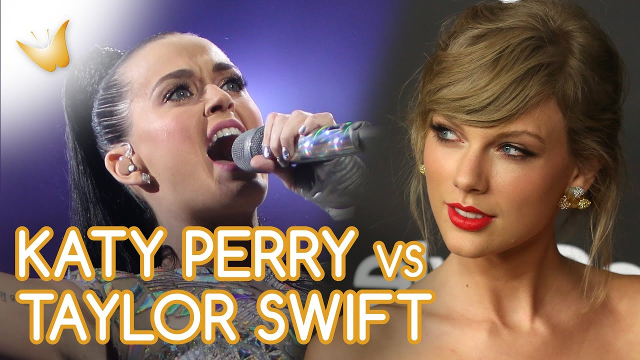 Test: Katy Perry y Taylor Swift, ¿qué famosa eres?