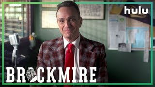 Season 1 Now Streaming • Brockmire on Hulu
