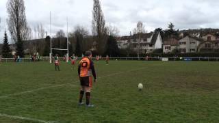 preview picture of video 'Fédérale 2 |CA Orsay vs. Stade Nantais - 3ème pénalité Orcéenne'
