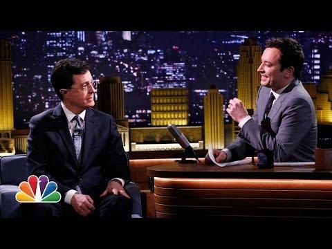 Stephen Colbert u Jimmyho Fallona