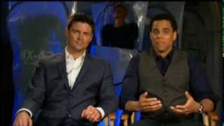 2-night @AlmostHumanFOX premiere begins Nov. 17