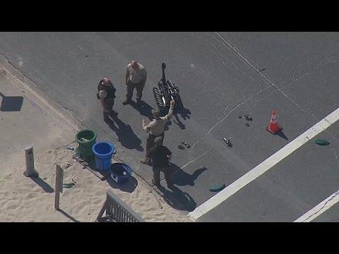 La policía investiga la explosión de un artefacto antes de una carrera benéfica en Nueva Jersey